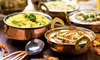 Swagat: menu indiano con vino