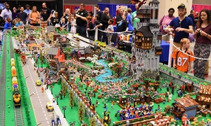 BrickUniverse: BrickUniverse LEGO Fan Convention on August 20 or 21 at 10 a.m.