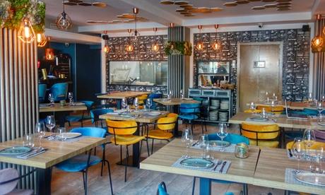 Menú para 2 con entrantes, principal, postre y bebida en Fresh Restaurant and Lounge (hasta 53% de descuento)
