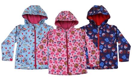 Kids Character Rain Jacket