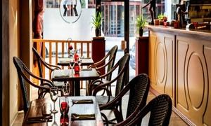 Le Kanodou: Menu africain pour 2 personnes en 3 services aux saveurs exotiques au Restaurant Kanodou à Bruxelles à 39,99€