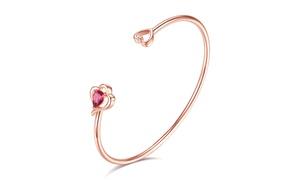 Bracelet en diamant et cristaux Swarovski®