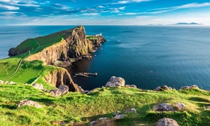 ✈ 11- or 13-Day Ireland and UK w/Air from Great Value Vacations at Ireland, Scotland, and England Vacation with Rental Car, Hotel, and Air from Great Value Vacations, plus 6.0% Cash Back from Ebates.