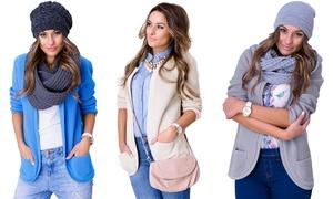 (Mode)  Veste blazer femme Ness Spring -67% réduction