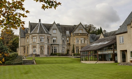 Sheffield: 1 or 2 Nights for Two with Breakfast and Leisure Access at the 4* Best Western Plus Kenwood Hall Hotel