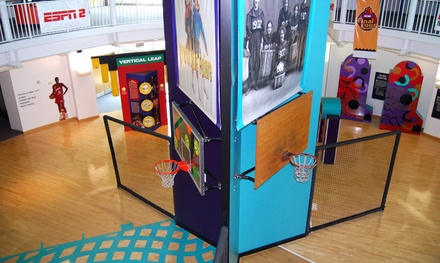 Admission for Two or Membership for One or a Family at Women's Basketball Hall of Fame (Up to 62% Off)