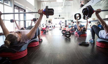 10 Fitness Classes of Choice at Aspire Total Fitness (Up to 81% Off)