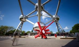 Atomium: Une entrée pour adulte ou enfant dès 4,99 € pour visiter l'Atomium