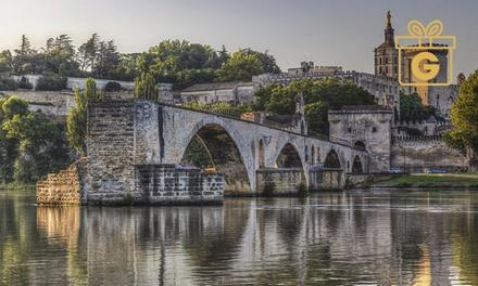 Avignon : 1 ou 2 nuits avec petit-déjeuner et cadeau de bienvenue en option à l'Hôtel de l'Horloge 4* pour 2 personnes