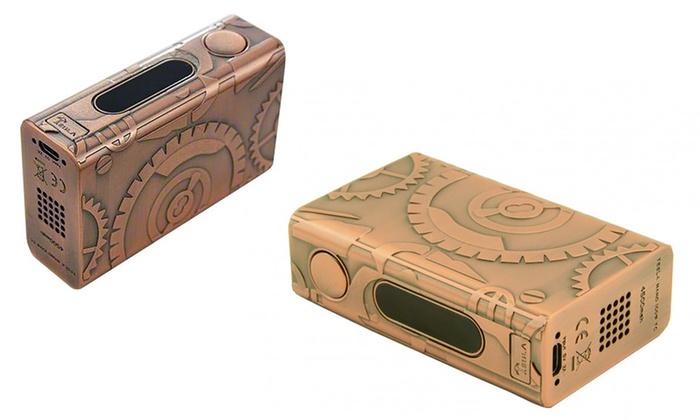steampunk vaporizer kit 6 pc groupon goods