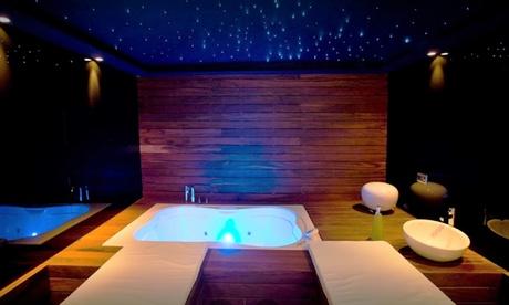 Masaje individual y presoterapia por 39,95 € o masaje en pareja con jacuzzi y zumo por 59,95 € en Instituto Quintana