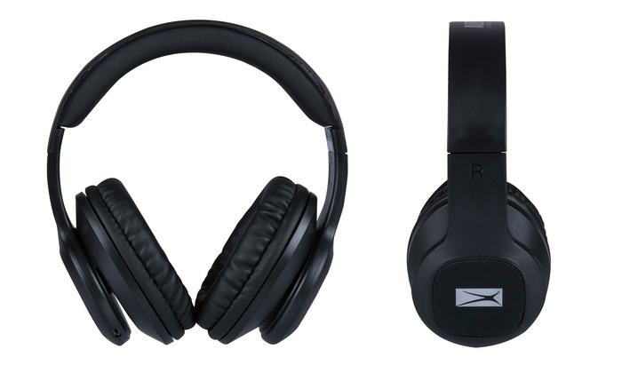 altec lansing bluetooth headphones groupon. Black Bedroom Furniture Sets. Home Design Ideas