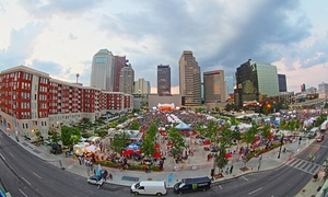 Columbus Food Truck Festival: 6th Annual Columbus Food Truck Festival for Two on August 12 or 13