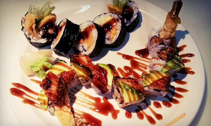 Cafe Furaibo Sushi - Lakeview: $10 for $20 Worth of Japanese Dinner Cuisine and Sushi at Cafe Furaibo Sushi