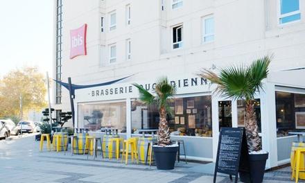 Entrée, plat et dessert à la carte pour 2 ou 4 personnes dès 49,90 € à la Brasserie Quotidienne