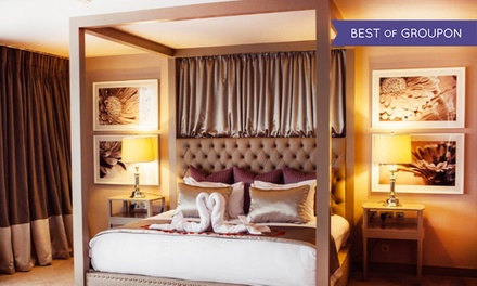 Loughrea: 1 or 2 Nights with Breakfast, Spa, Late Check-Out; with Option for Dinner and Wine at 4* Lough Rea Hotel & Spa