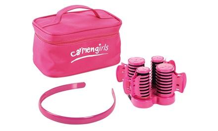 Carmen Girls Hair Roller Set