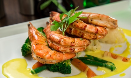 Up to AED 150 Toward Entire Menu at Weng's Kitchen Samrat Restaurant (50% Off)