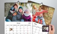 1, 2 ou 3 calendriers personnalisés format portrait A4 avec Printerpix dès 2,95 € (jusquà 89 % de réduction)