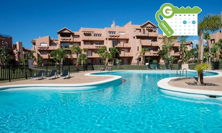 Torre-Pacheco: estancia para 2 a 6 en apartamento con bebida de bienvenida en The Residences At Mar Menor Golf & Resort