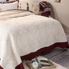 Lavish Home Embroidered Quilt Sets (2- or 3-Piece)