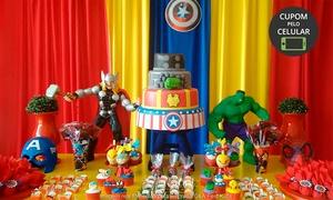 C&A Fest Kid's: C&A Fest Kid's – Taguatinga: festa para 60, 100 ou 120 pessoas