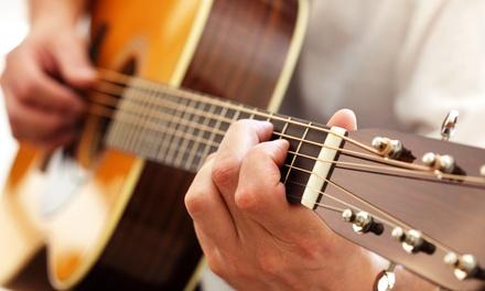 4x oder 8x Instrumentalunterricht für Anfänger oder Fortgeschrittene in der Musikschule Stern in Dortmund ab 22,90 €