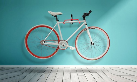 Wall-Mounted Bicycle Hook Hanger/Storage Rack: One ($15), Two ($19), Four ($29)