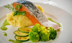 Hotel & Restauracja Eclipse: Danie główne z zupą lub deserem oraz wybranym napojem od 84,99 zł i więcej w Hotelu & Restauracji Eclipse (do -41%)