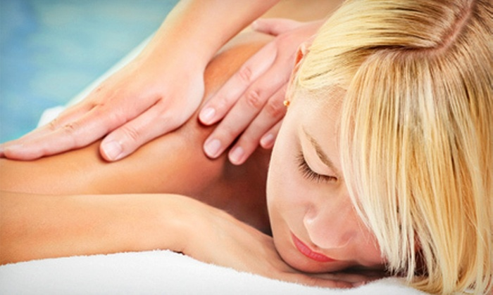 Solace Hair Esthetics - Thorold: Two Massages with Essential Oils or One or Two Hot-Stone Massages at Solace Hair Esthetics (Up to 57% Off)