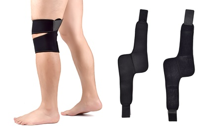 adjustable knee and elbow brace groupon goods. Black Bedroom Furniture Sets. Home Design Ideas