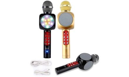 Microfono portatile per karaoke