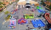 San Diego Kids Expo - Del Mar Fairgrounds: Two Adult Tickets and One, Two, Three, or Four All-Access Wristbands to San Diego Kids Expo (Up to 46% Off)