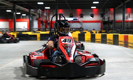 $34 for Racing Package at RPM Raceway ($53 Value)