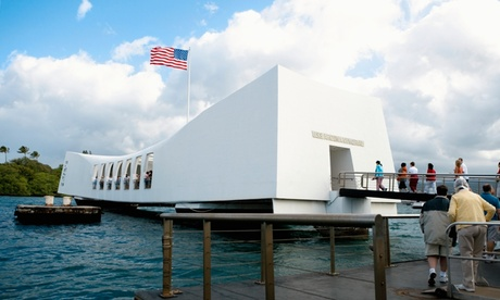 Pearl Harbor Tour for Two or Four People from Dynamic Tour Hawaii (Up to 46% Off) ff4f5a01-babb-44a1-9e6c-1d9e9de5e7b3