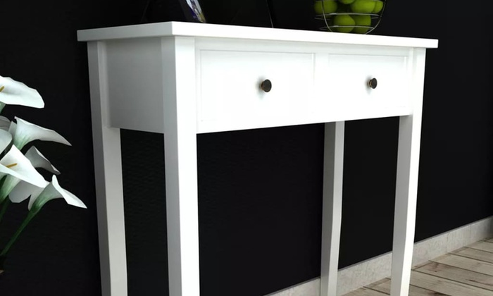Dressing Table with Two or Three Drawers from £62.98