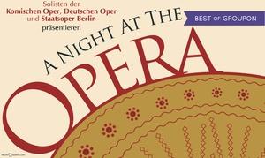 """Weltkonzerte (DE): Ticket für """"A Night at the Opera"""" am 2. Juni in der Französischen Friedrichstadtkirche (50% sparen)"""
