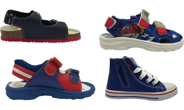Sandali e stivali Disney per bimbo