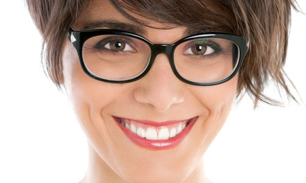 $49 for $200 Toward One Complete Pair of Prescription Glasses with Lenses and Frames at Pearle Vision