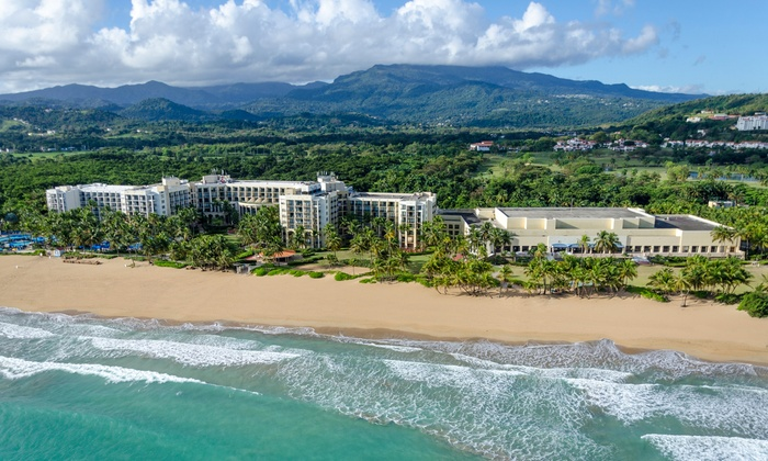 4-Star Puerto Rico Beach Resort