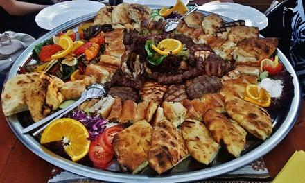 Traditionelle bosnische Küche in 4 Gängen nach Wahl für 2 oder 4 Personen in Sarajevo inn Grunewald (bis zu 33% sparen*)
