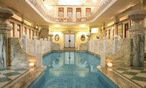 Colmegna spa: Desde $239 por circuito hídrico para hombres + acceso al gym con opción a masajes para uno o dos en Colmegna Spa