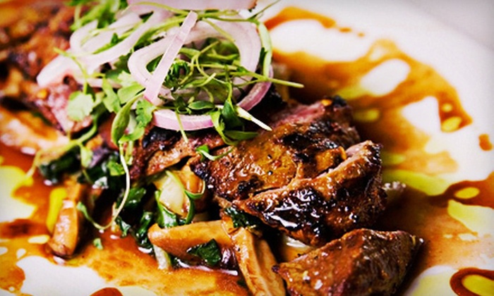Rockwell Table & Stage - Los Feliz: Upscale American Food at Rockwell Table & Stage (Half Off). Two Options Available.