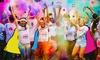 The Color Run MLB All-Star 5K, Presented by Nike
