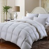500GSM Goose Feather Quilt & Two Pillows