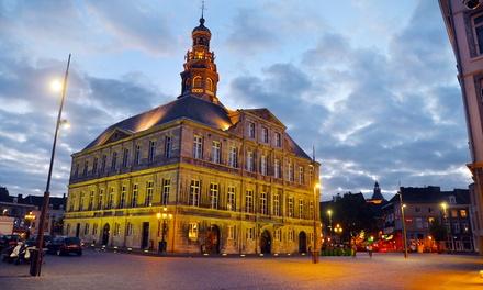 Nabij Maastricht: standaard 2 of 3persoonskamer, naar keuze met ontbijt in het nieuwe ibis budget Stein Maastricht