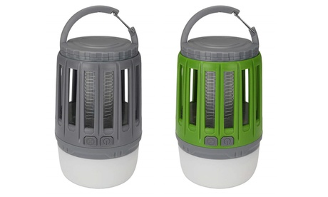 1 o 2 lámparas antimosquitos