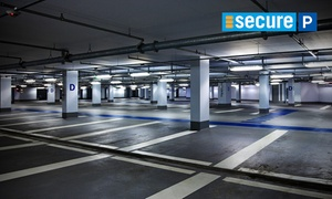 Secure Parking: $15 for $25 of Parking Credit with Secure Parking, Multiple Locations