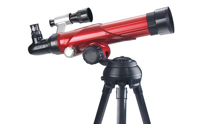 Akor teleskop groupon goods
