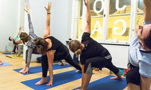 Projekt Joga: Zajęcia jogi: 4 wejścia za 44,99 zł i więcej opcji w studiu Projekt Joga (do -50%)